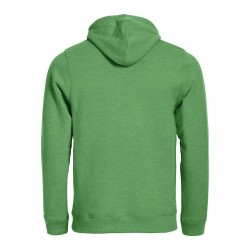 SWEATER CLIQUE 021041 676 CLASSIC HOODY GROENMELANGE