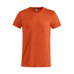 T-SHIRT CLIQUE BASIC T 029030 18 ORANGE