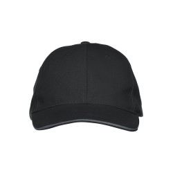 CAP CLIQUE 024035 99 DAVIS ZWART