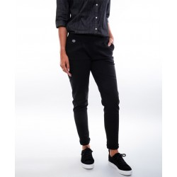 DAMES PANTALON FITS SABA NAVY