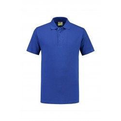 POLOSHIRT L&S BASIC SS FOR HIM 3540 ROYAL BLUE