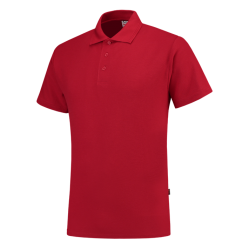 POLOSHIRT TRICORP 201007 PPK180 ROOD