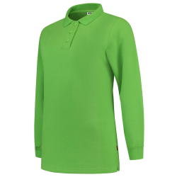DAMESPOLOSWEATER TRICORP 301007 PST280 LIME