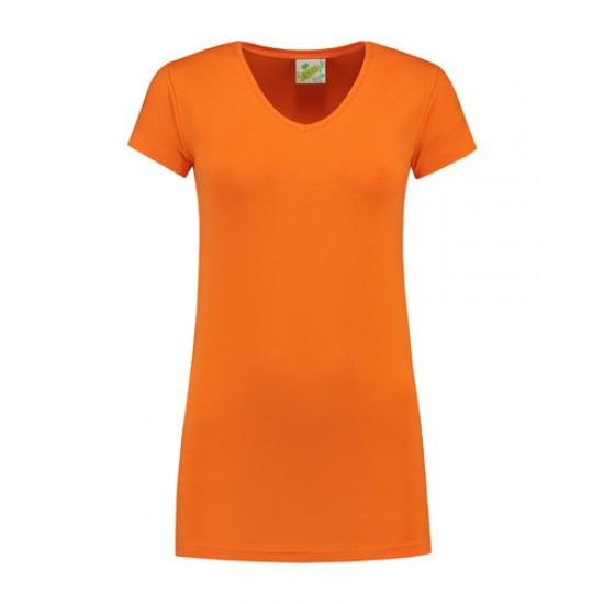T-SHIRT L&S 1268 VARIETY ORANJE T shirt